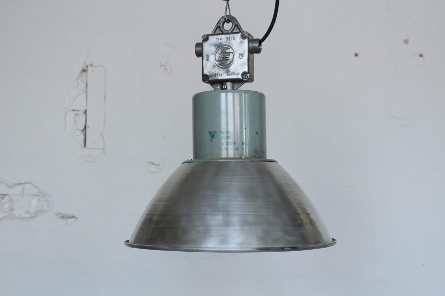 Aluminium Warehouse Hangar Lamp
