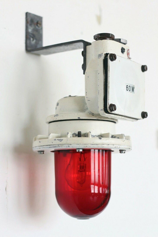 Industrial Emergency Light
